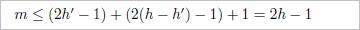 数式(1)
